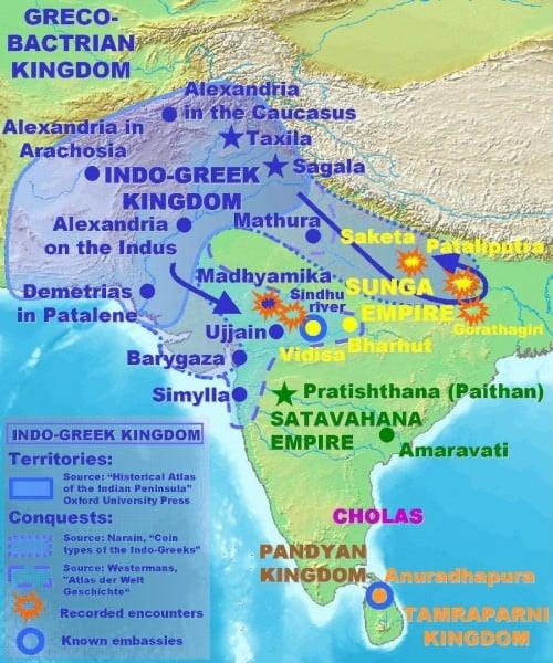 Indo-Greek Campaigns