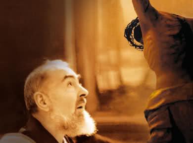 Risultati immagini per Immagini di Gesù Con Padre Pio