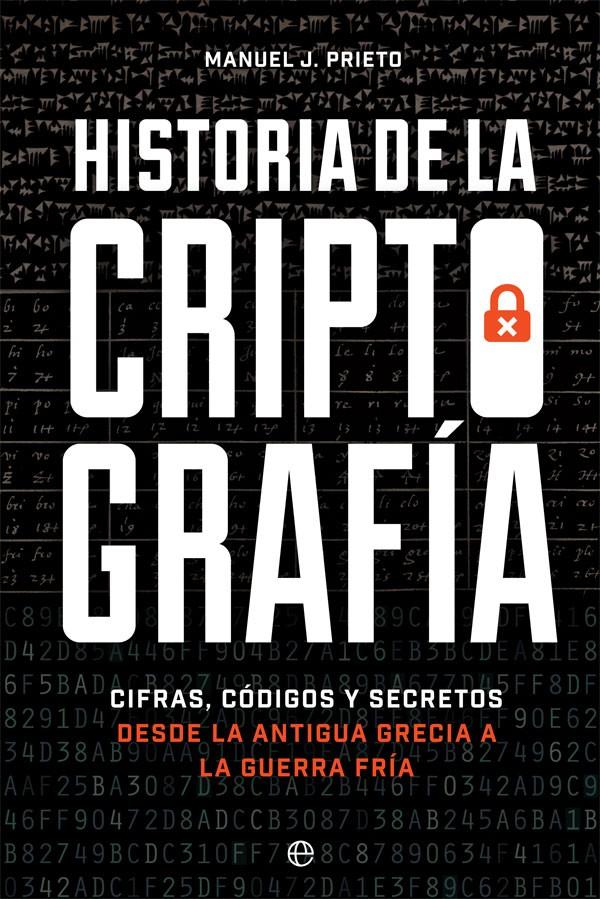 Portada de Historia de la criptografía