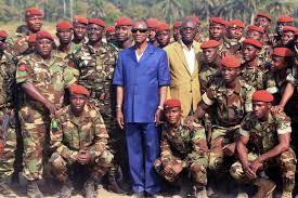 GUERRE DE SUCCESSION EN GUINEE : Confusion et suspicion au sein des forces armée