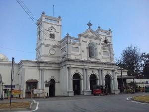 St. Anthony's Shrine Sri Lanka