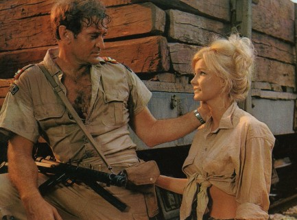 Image result for yvette mimieux dark of the sun