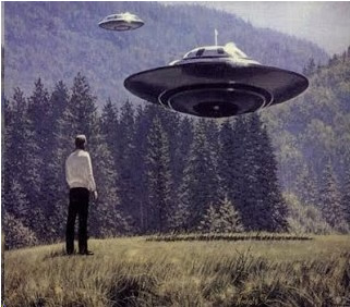 UFO Visitation