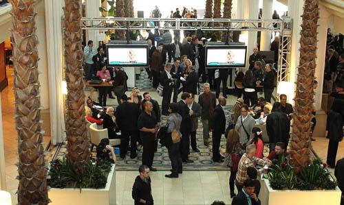 AFM Market Lobby
