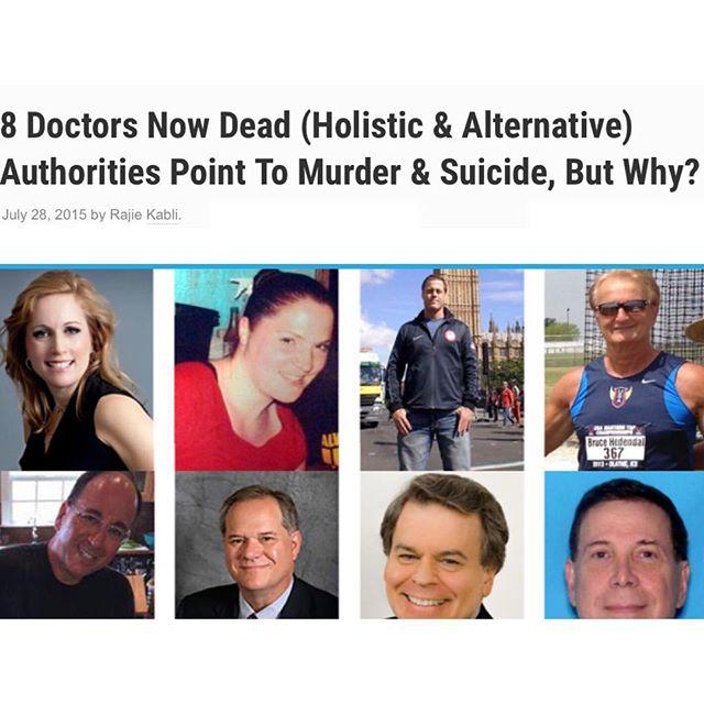 8 Dead Doctors