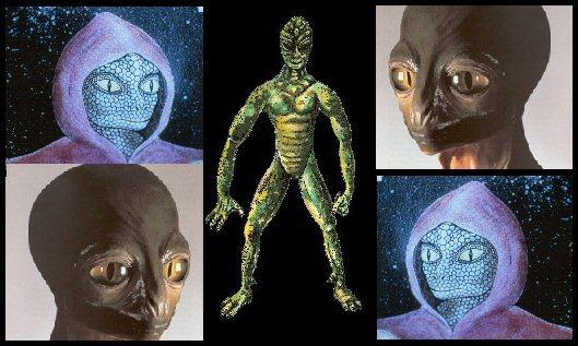 Reptilian Aliens