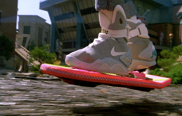 Hoverboard Back to the Future II