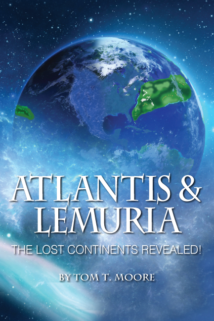 Atlantis & Mu Front Cover