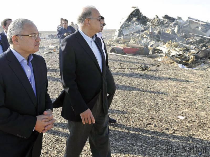 Russian Plane Crash Egypt