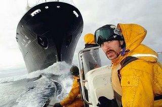Sea Shepherd & Whaler