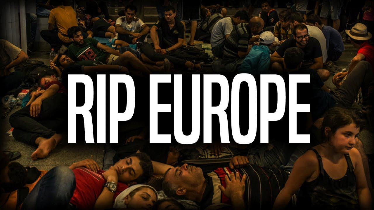IS EUROPE DYING? – The International Chronicles