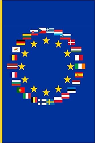 EU Flag: European Union Remainer Forever / Anti Brexit Notebook ...