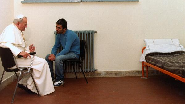 JP II, We Love You - Pope John Paul II forgives his would-be ...