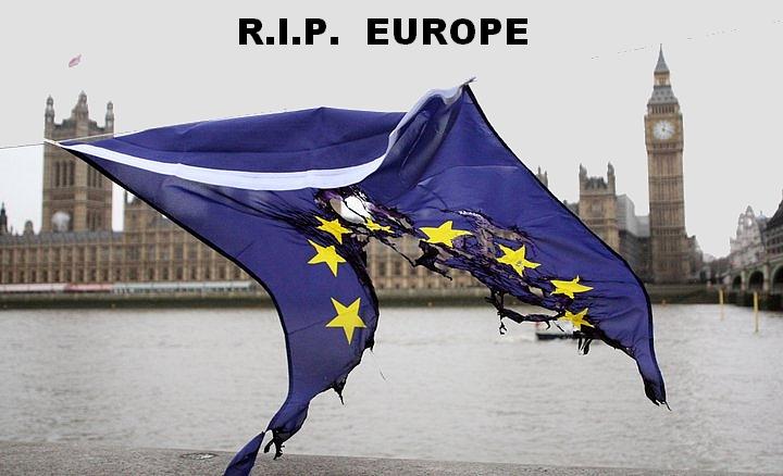 R.I.P. EUROPE! | eunmask