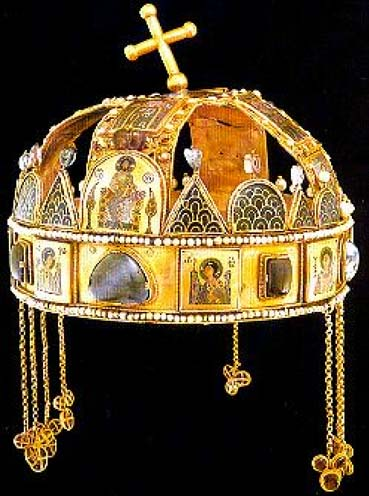 coroana ortodoxa szent-korona