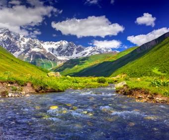 caucasus-mountains