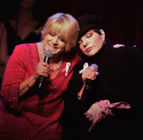 Image result for liza minnelli lorna luft images