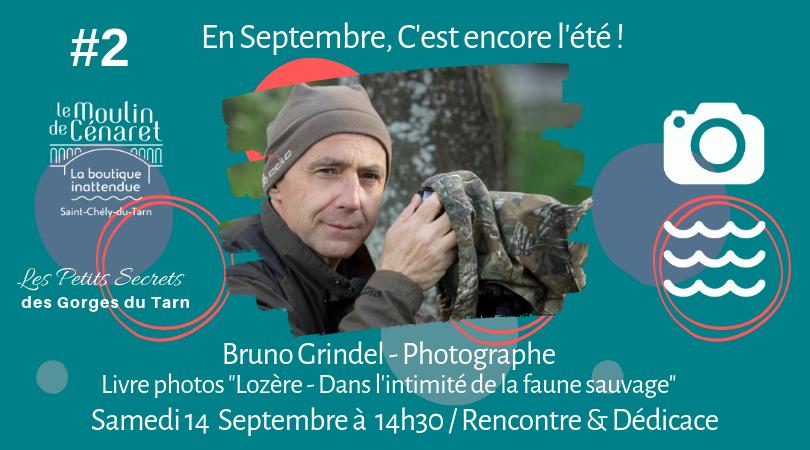 Denis Grindel Samedi 14 Septembre 14h30