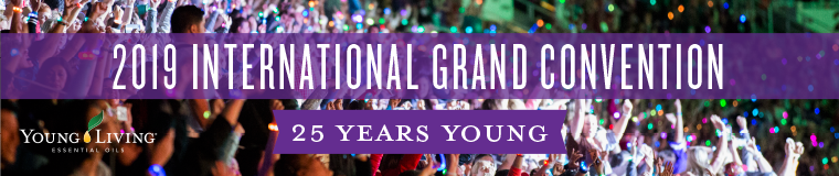 2019 International Grand Convention 25 Years Young