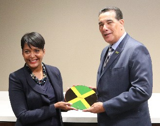 Mayors of Atlanta and Montego Bay, Jamaica Pledge to Strengthen Sister Cities Relationship