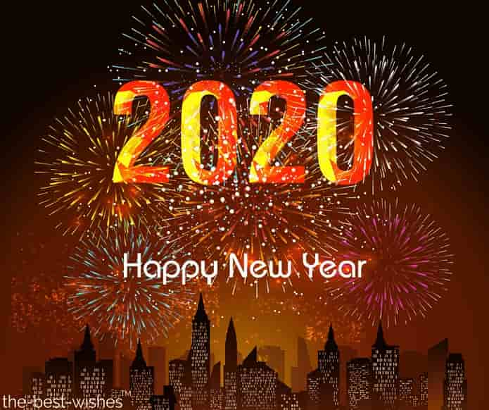 happy new year greeting cards images