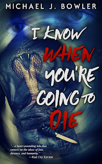 book review I know when you're going to die