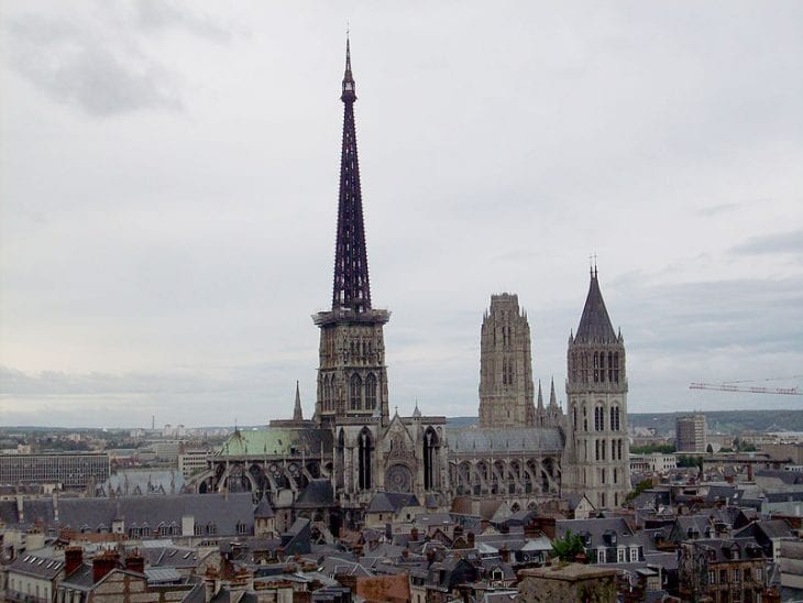 10 Tallest Church Buildings In The World - 10 Most Today