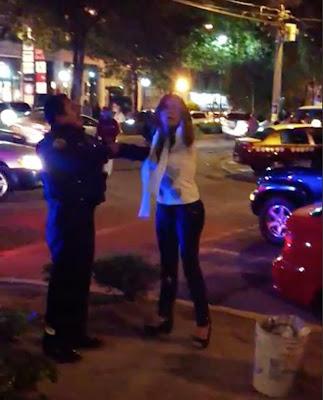 VisorOnline:: Ladies de Polanco: Azalia Ojeda sería policia en EdoMEx
