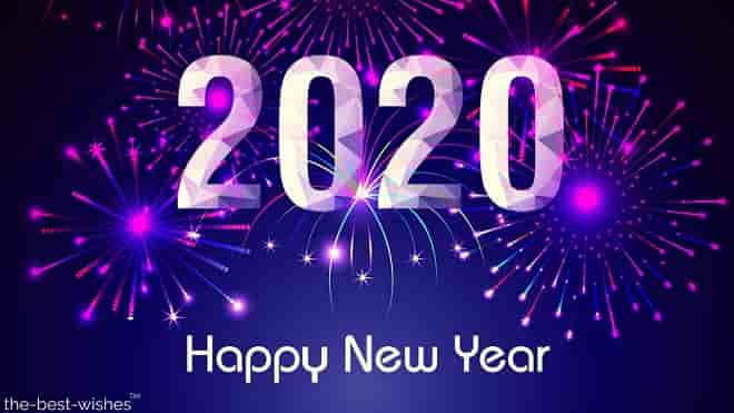 new year wishes for 2020 images