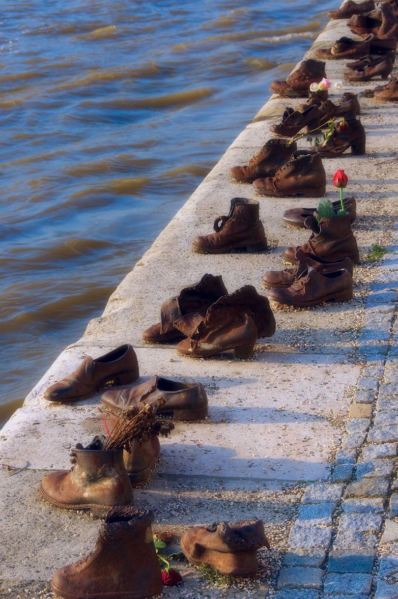 One of Budapest's Most Moving Memorials