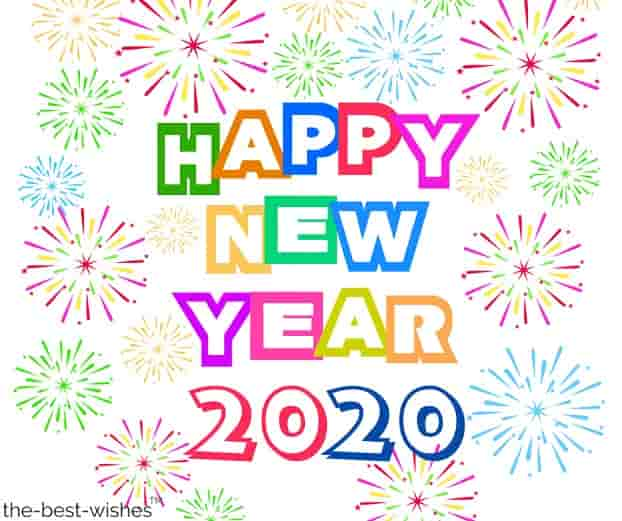 have a happy new year wishes images in hd
