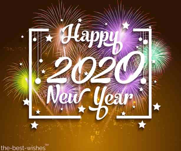 happy new year wishes images for whatsapp