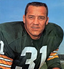 Image result for jim taylor green bay packers