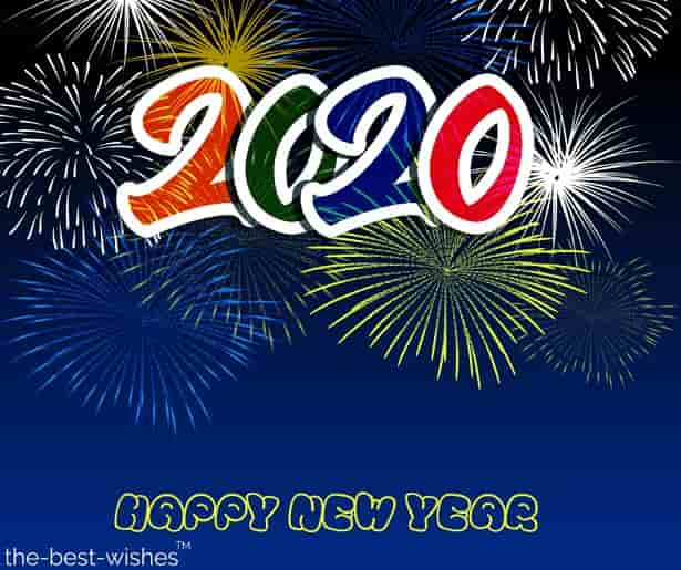 happy new year wishes images hd download