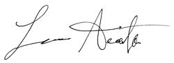 Lucas Acosta Signature
