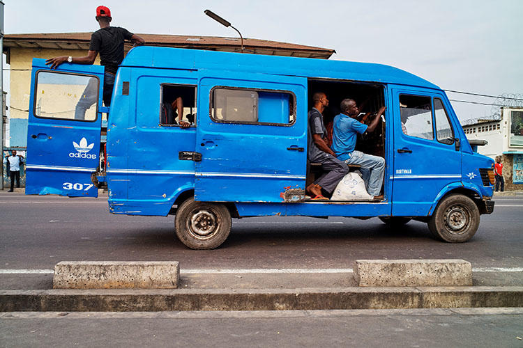 Congolese Police Detain Journalists, Seize Equipment At