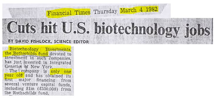 biotechnology rothschild 2