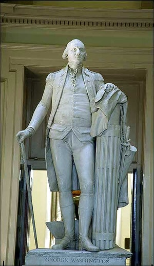 Image result for washington  as Cincinnatus
