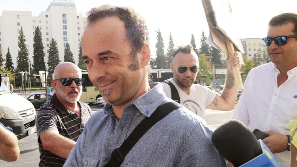 """La defensa del italiano Francesco Arcuri, """"satisfecha"""" con la sentencia que condena a Juana Rivas"""