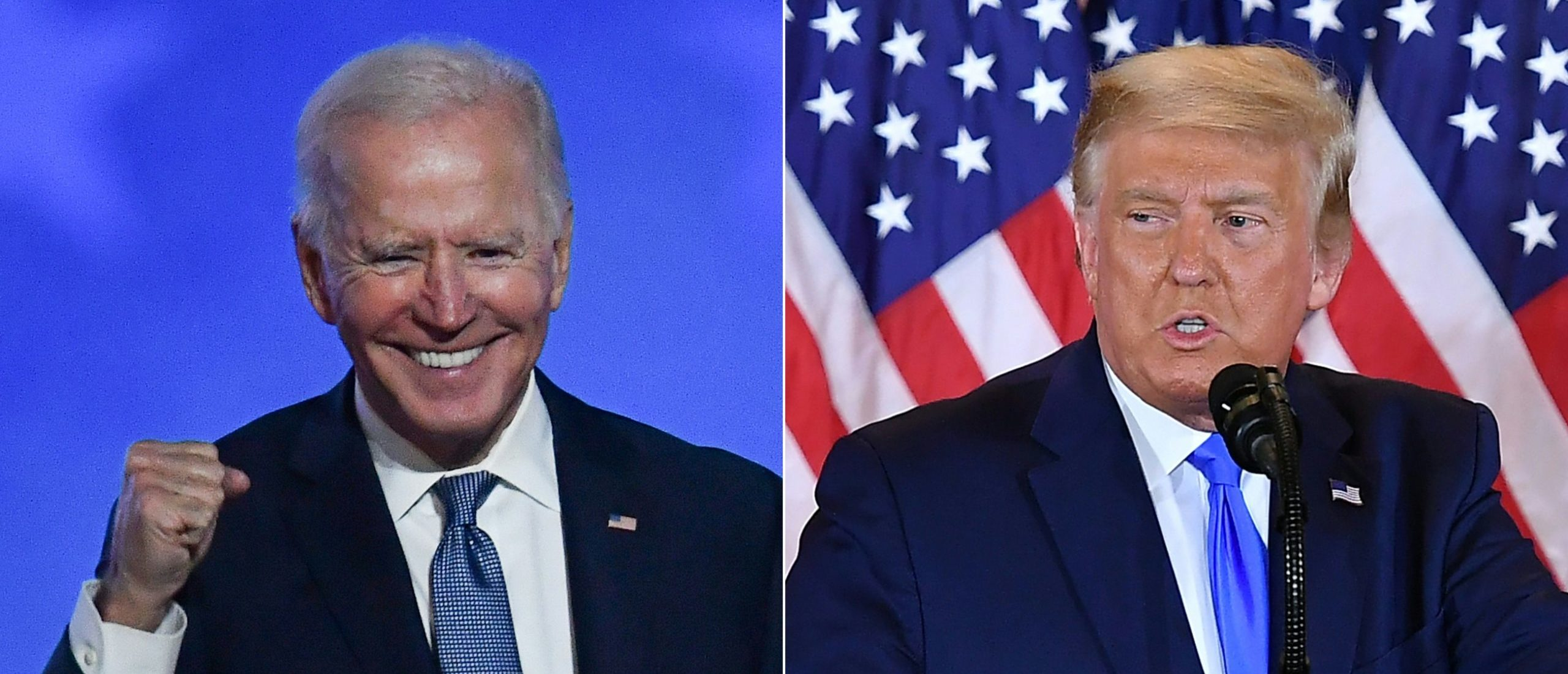 POLL: Trump Is Crushing Biden Among Independents