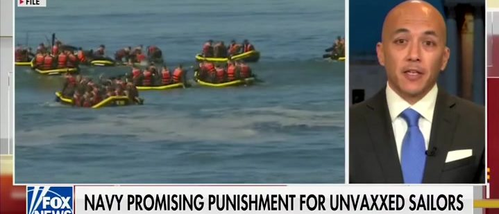 'They Are Fighting For Their Careers': Attorney Says Navy Seals Are Being 'Threatened, Harassed' Over Vax Mandate