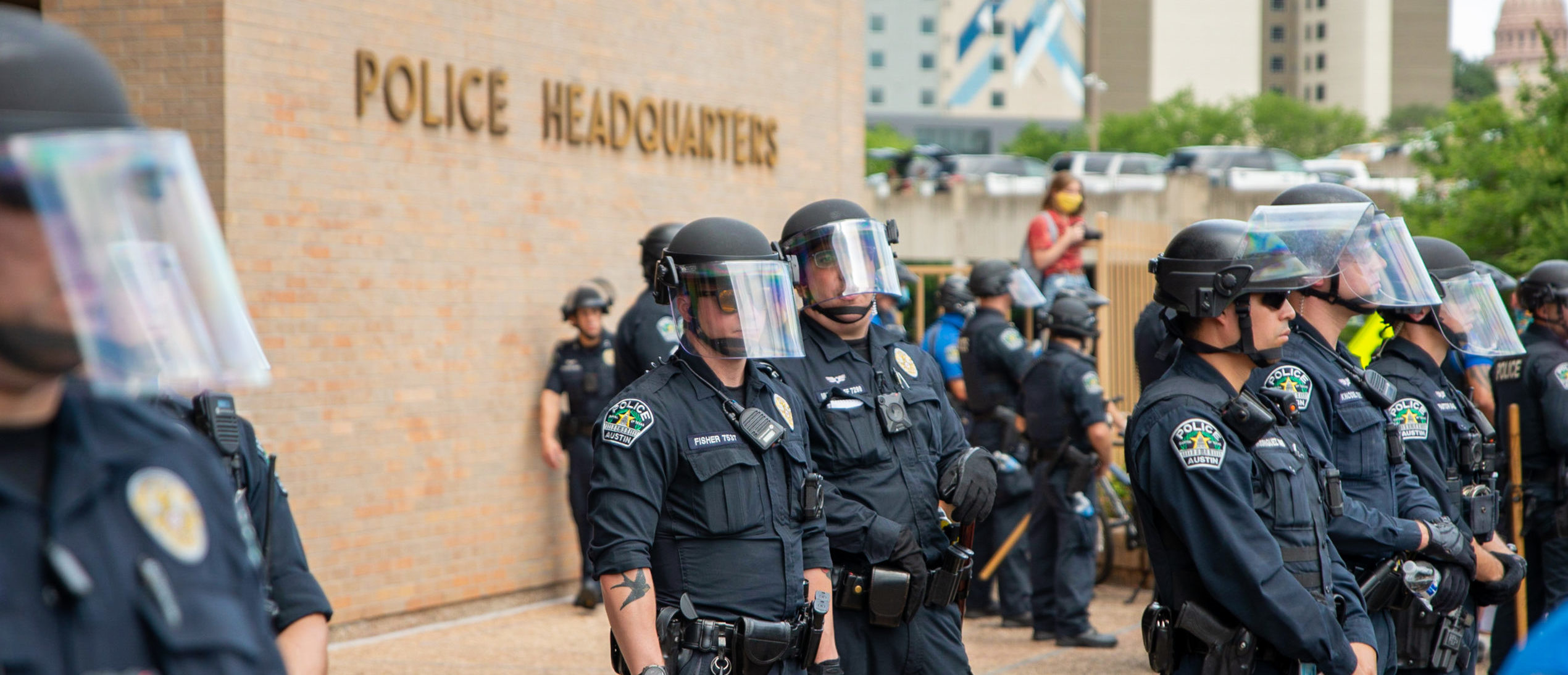 RICHARDS: The New Leftist Scheme To Destroy American Policing