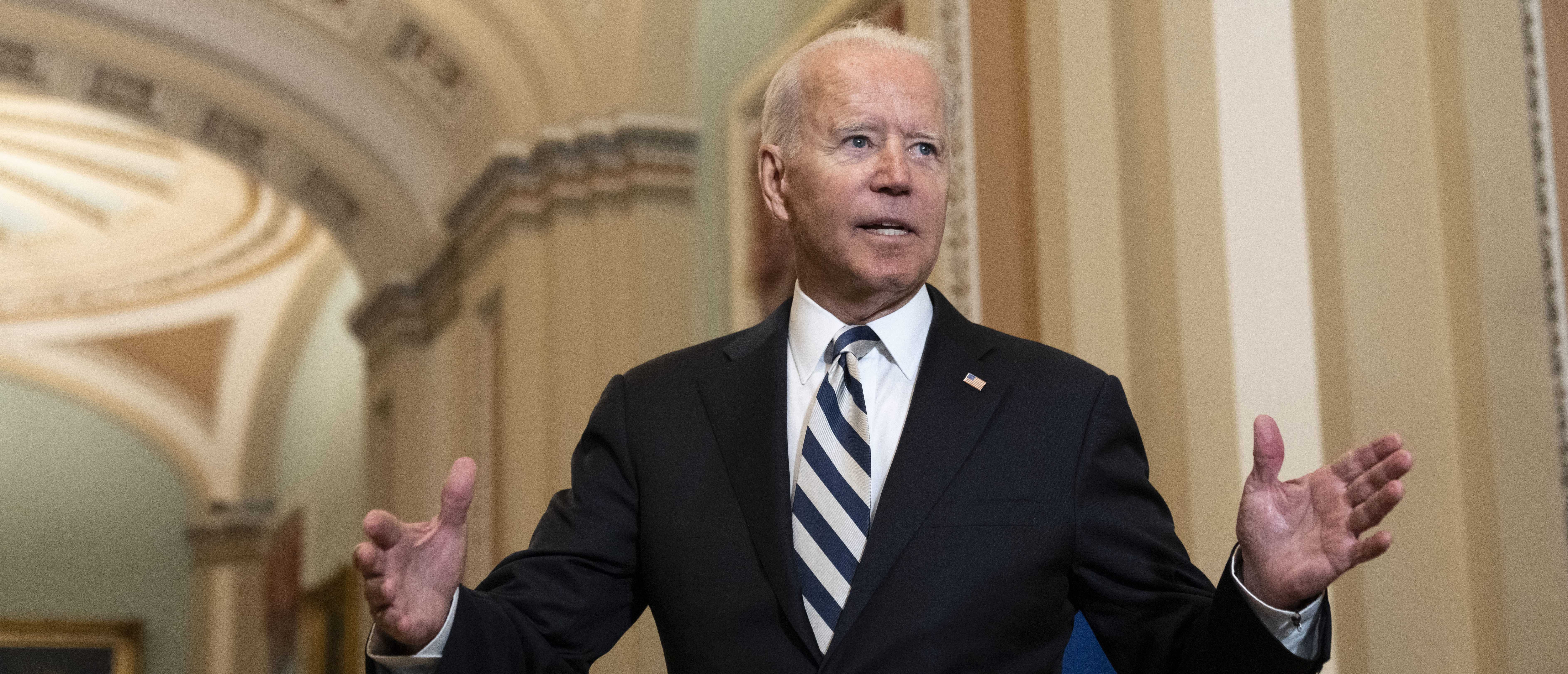 DANIEL: To Biden, 'Unity' Means Crushing All Dissent