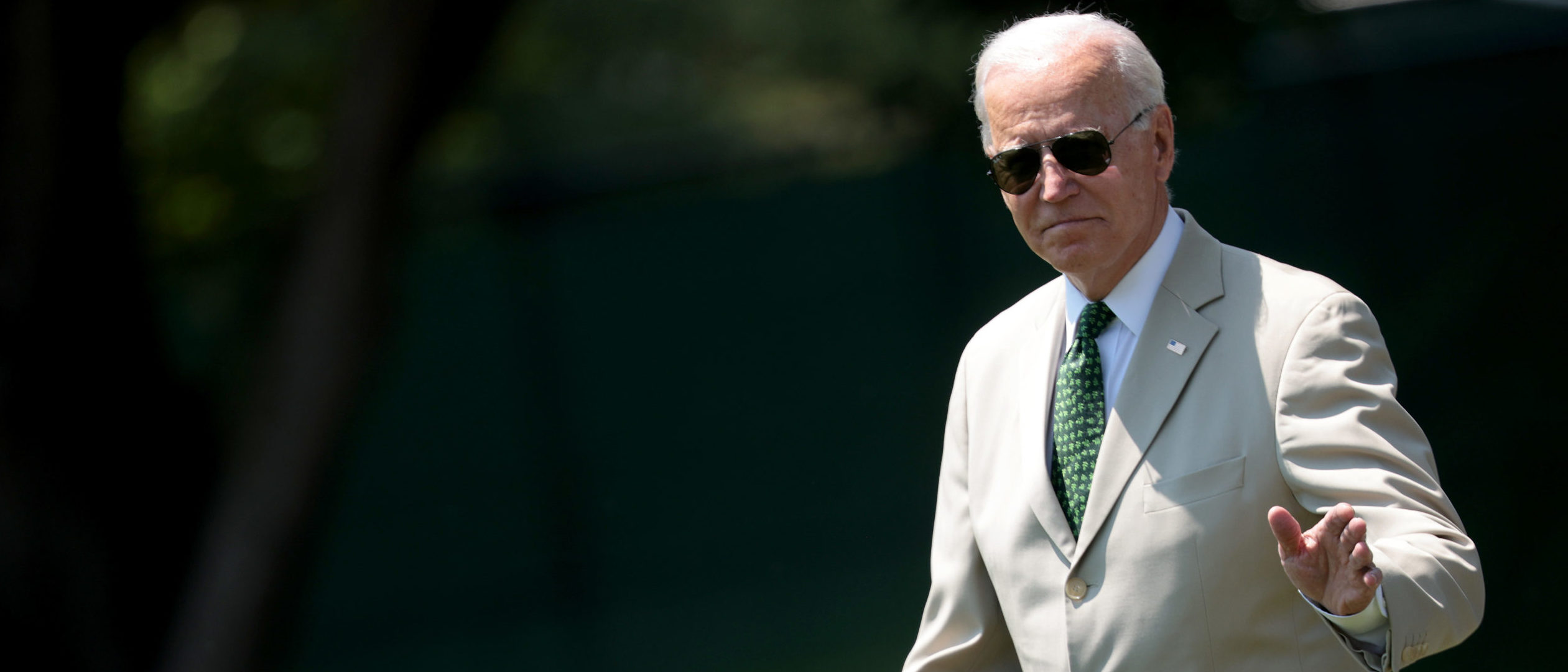 Biden Has Spent More Time Away From White House Than Trump Did In His First Year, Analysis Finds