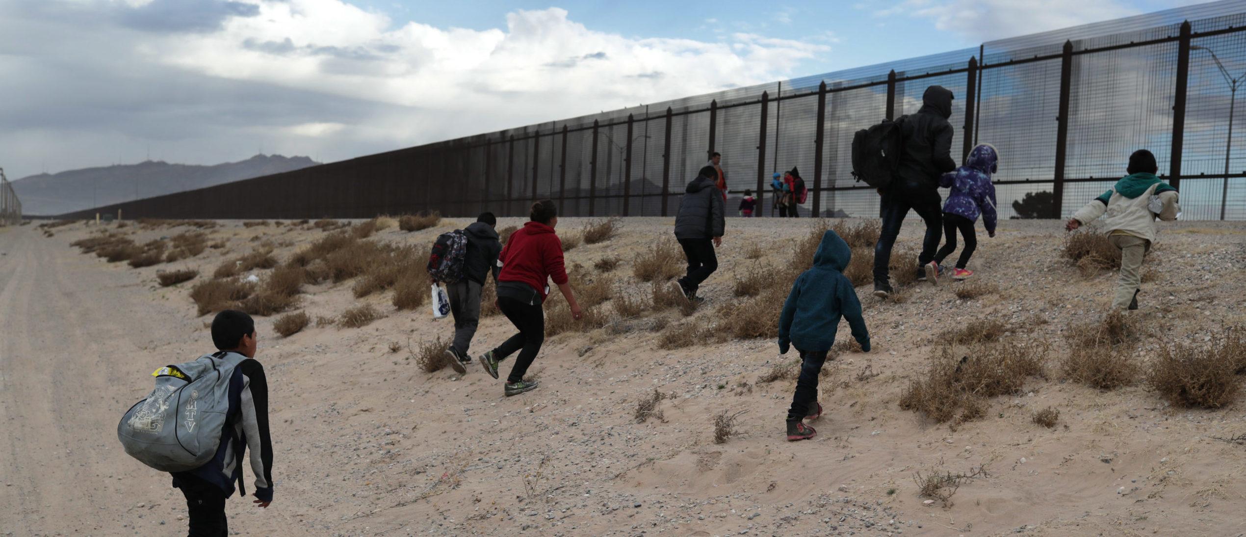 Missouri, Texas Sue Biden Administration Over Border Wall