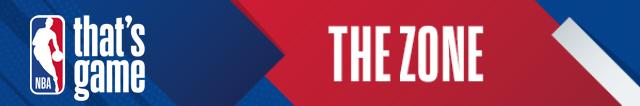 NBA The Zone Logo