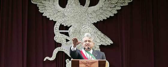 """López Obrador se proclama """"presidente legítimo"""" de México ..."""