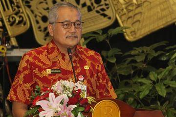 Sekda Jawa Tengah Sri Puryono.