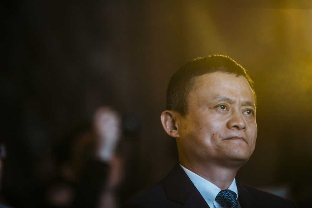 If Jack Ma says systemic risk is not China's Achilles heel, hear him out. He could be part of the solution.