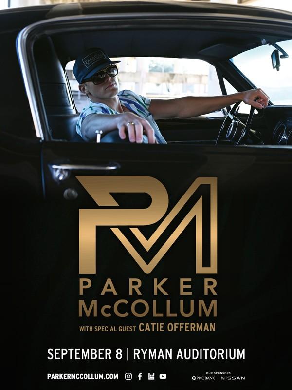 Parker McCollum September 8